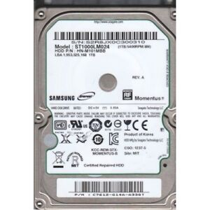 Trade 1TB Laptop HDD for a Smaller SSD