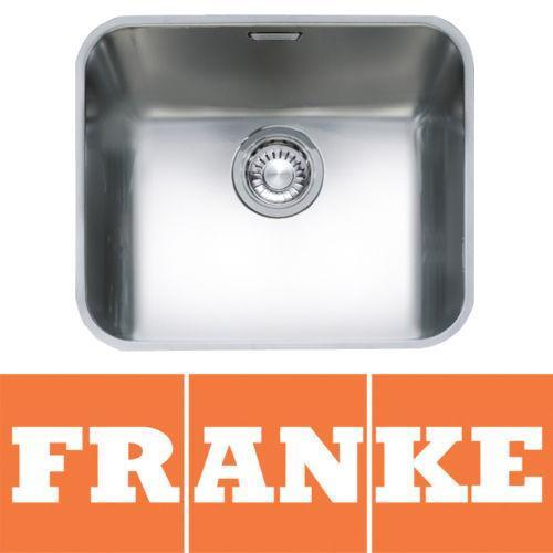 Blanco Vs Franke Sinks : Franke Sink Undermount eBay