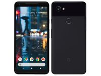 Google Pixel 2 XL 64GB - Black - Unlocked - Pristine Condition