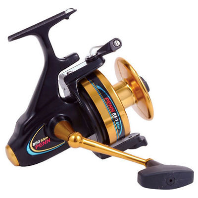 Penn Fishing Line (PENN SPINFISHER SSM All Sizes Available SPINNING FISHING REEL + Free Line )
