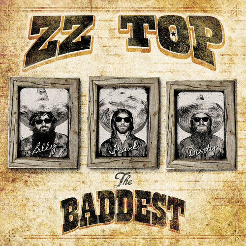 ZZ Top - Baddest [New CD]