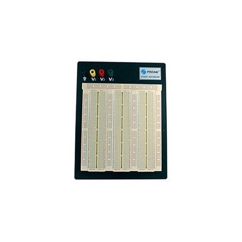 Steren 509-040 Solderless Breadboard TP 2420 Tie Point