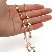 Rose Gold Beads
