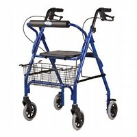 wheeled walk with seat