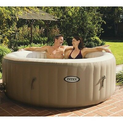 Intex PureSpa Inflatable Hot Tub - 75