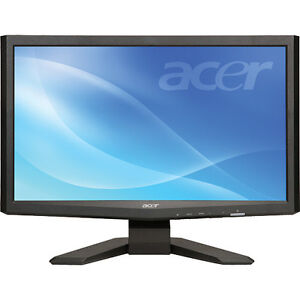 20 INCH ACER WIDESCREEN MONITOR