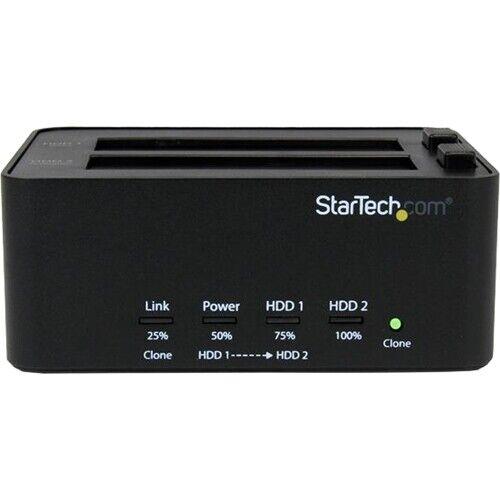 StarTech.com - Hard Drive Duplicator & Eraser Dock