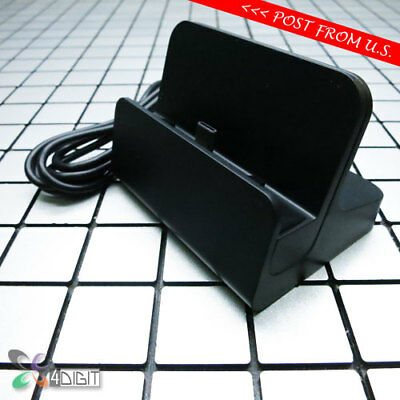 Desktop Dock Cradle Charger for Samsung Galaxy Tab A 8.0 2017 S4 10.5 S3 9.7