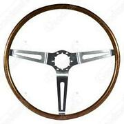Walnut Steering Wheel