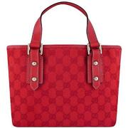 Red Gucci Purse
