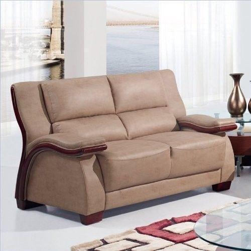 Tan Leather Sofa EBay
