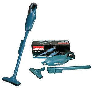 Bagless Vacuum Makita 18V LXT Li-ion Cordless Hoover Carpet Cleaner Power Tools