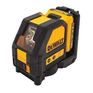 dewalt dw088lg laser 2 ligne vert 12 volts neufffffffffffff