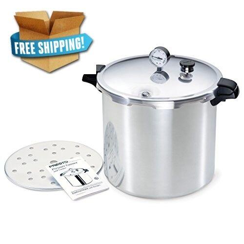 Presto Best Pressure cooker Instant Pot Pressure Canner Can