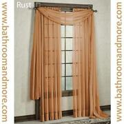 Rust Curtains