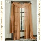 Rust Curtains