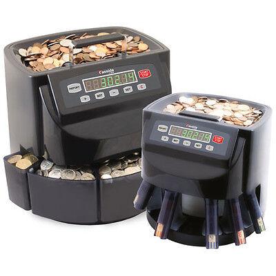Cassida C200 Coin Counter Sorter