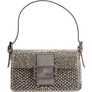 bc8925173c5a Fendi Beaded Handbag