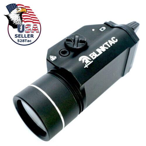 BLINKTAC hunting flashlight 1000 Lumens weapon light (USA SELLER)