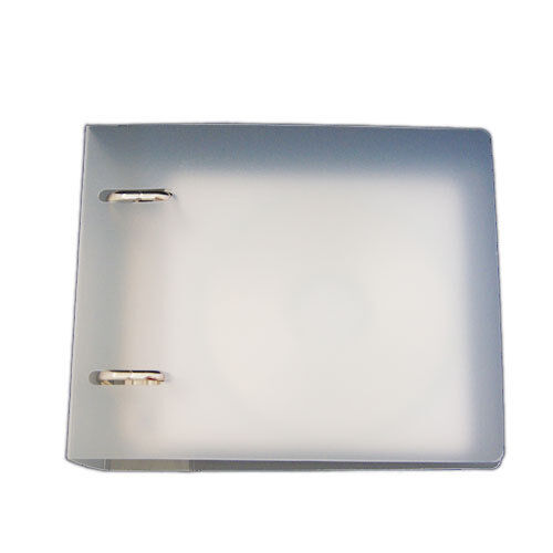 1 pcs 36 Disc CD/DVD 2 Ring Binder Opaque includes 18 Double Sleeves PP-RB-36C