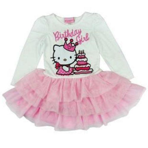 Hello Kitty Birthday Dress