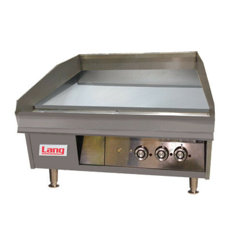 "Lang 148t 48"" Electric Countertop Griddle"