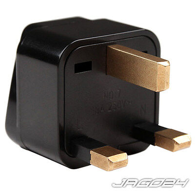 Reiseadapter DE UK Reisestecker Stromadapter Stromstecker Reise Adapter England