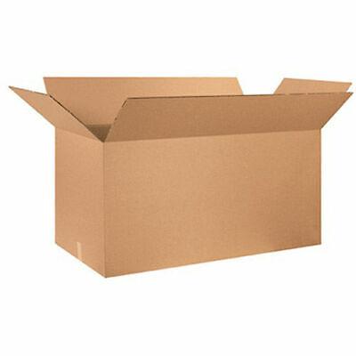 48 X 24 X 24 Heavy-duty Double Wall Cardboard Corrugated Boxes 100 Lbs