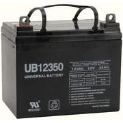 Yamaha Rhino Battery