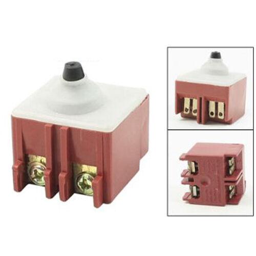 Angle Grinder AC 250V 6A 125V/12A DPST Pushbutton Switch SY AU High Quality