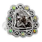 Fire Opals Silver Sterling Silver Fine Rings