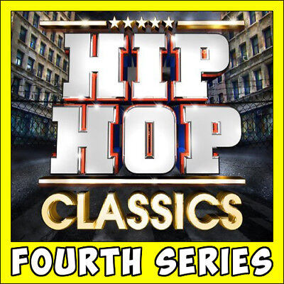 Best of Hip-Hop Music Videos * 5 DVD Set * 125 Classics ! Rap Greatest Hits