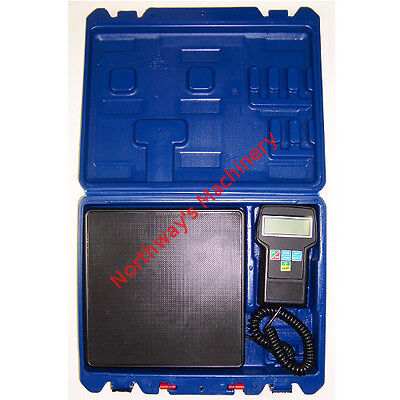 Cbi Rcs7040 Electronic Refrigeration Charging Scale Weight Capacity 220 Lbs
