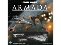 Star Wars: Armada Tabletop Miniatures Game + Expansions