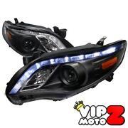 2012 Corolla Headlight