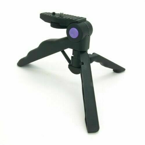 Mini Tripod Photography Portable Travel for Video DSLR Camera Photo Video Studio