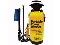 Portable Pressure Washer- Brand New - Kilmarnock Area