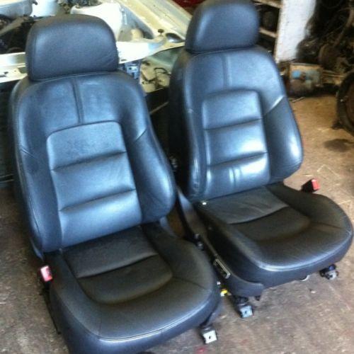 Ba XR6 Seats EBay