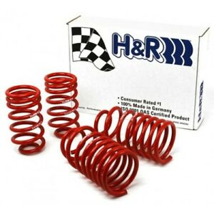 H&R RACE Lowering Coil Springs for 06-13 BMW 325i 328i 330i 335i 335is E90 E92