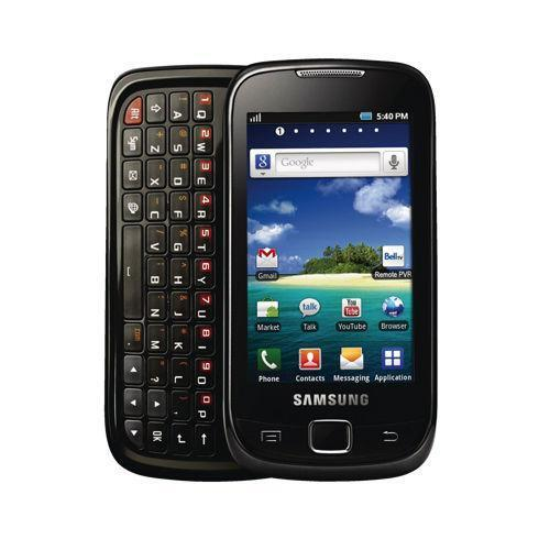 Slide Keyboard Phones
