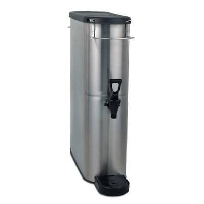 Narrow Iced Tea Dispenser - 4 Gallon Capacity