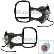 Ford Super Duty Telescopic Mirrors
