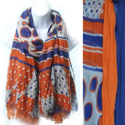 Boise State University Apparel ( Boise State University BRONCOS scarf Shawl woman gameday apparel team fan gift)