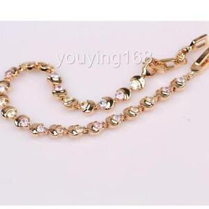 Bracelet de femme 18K gold filled lune  et ens. collier Saint-Hyacinthe Québec image 4