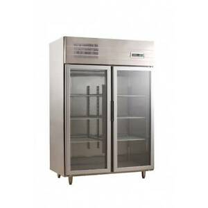 SPECIAL! Commercial Upright Freezers - (Factory Seconds) Two Door Belmore Canterbury Area Preview