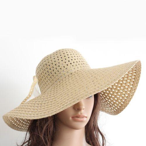straw sun hat ebay