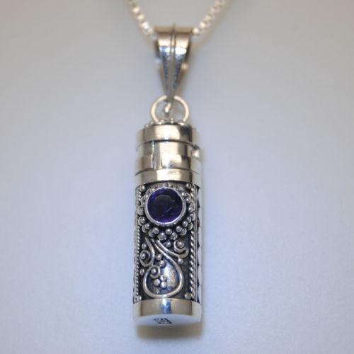 Sterling Silver Cremation Jewelry Ebay