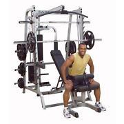 Body Solid Smith Machine