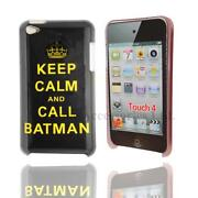 iPod Touch 4th Gen Case Keep Calm
