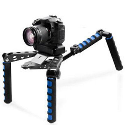 DSLR Rig - Movie Kit Shoulder Rig for Video Camcorder Camera DV DSLR